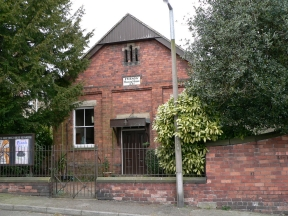 Fritchley Meeting House